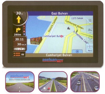Aselsan navigasyon cihazı üretti