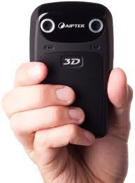 en küçük 3d kamera