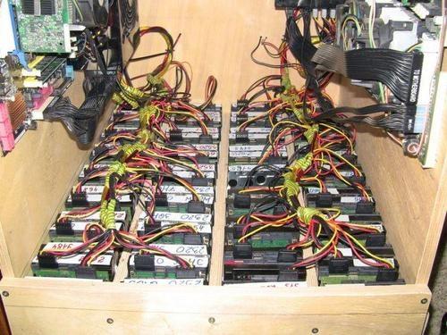 Файловый сервер дома своими руками 34
