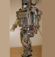 İlk insansı robotumuz Suralp