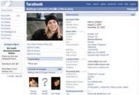 Facebook profilleri