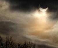 2011'in ilk güneş tutulması
