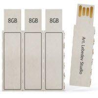 Tek Kullanımlık USB bellek