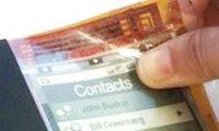 Kanada'da kağıt gibi kıvrılıp bükülebilen cep telefonu üretildi