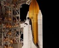 Uzay mekiğinin fırlatılması 48 saat süreyle ertelendi.