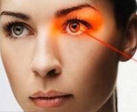 Lazerle göz rengi değişikliği