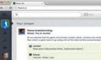 Biraz Gmail, biraz Facebook