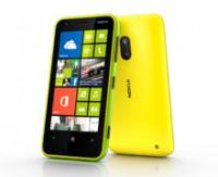 Nokianın Windows Phone 8 işletim sistemli akıllı telefon ailesinin yeni üyesi Nokia Lumia 620