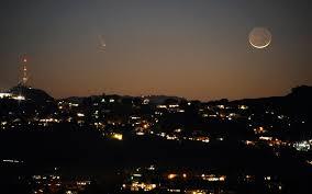 Pan-STARRS Ay'ın yanında görünecek