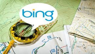 bing maps güncellendi