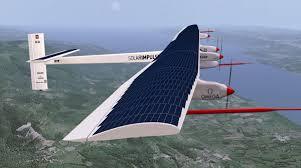 Uçaklar güneş enerjisi ile uçacak