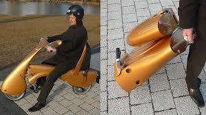 Katlanabilir scooter