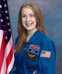 15 yaşında Mars'a gidiyor