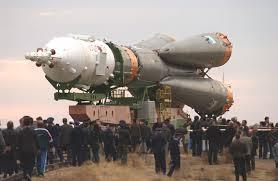 Soyuz yolculuğunu tamamladı