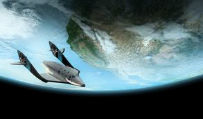 Uzay turizmi için tarihi başarı