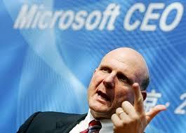Microsoft: Ballmer emekliye ayrılacak