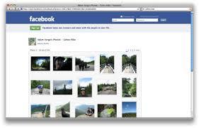 Facebook'ta ortak albüm