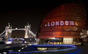 Londra'ya özel uzantı adı geliyor
