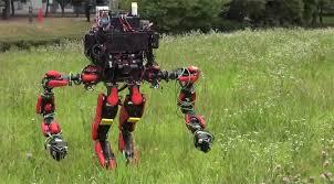 Dünyanın en gelişmiş robotunu sahibi: Google