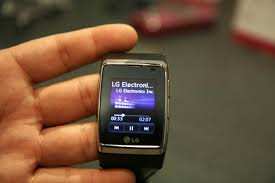 LG'den akıllı saat