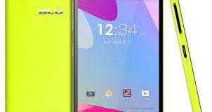 BLU'dan görkemli android telefon