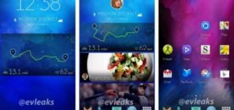 Galaxy S5 yepyeni bir arayüzle gelebilir!