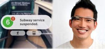Google Glass'ın tanıtımı devam ediyor