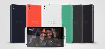HTC Desire 610 ve Desire 816 tanıtıldı