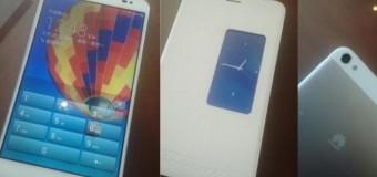 Huawei MediaPad X1 sızdırıldı