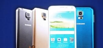Bomba patladı işte Samsung Galaxy S5