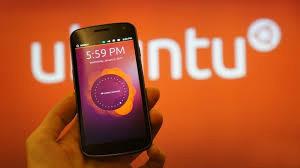 Ubuntu'dan telefon!