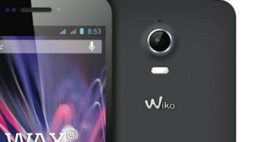 Wiko wax akıllı telefon