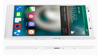 ZTE, Grand Memo II LTE'yi Mobil Dünya Kongresi 2014'te tanıttı.