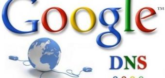 Google'dan DNS engellemesine ilk tepki