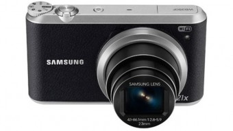 Samsung'un akıllı fotoğraf makinesi satışta