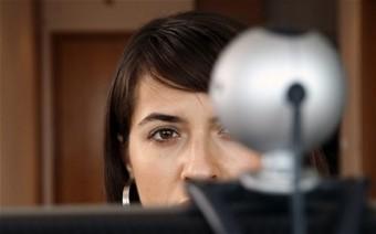 Yahoo'da Webcam skandalı