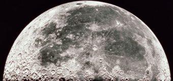 Ay'ın yaşı ortaya çıktı