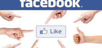 Facebook 'beğeni' uygulamalarını kaldırıyor
