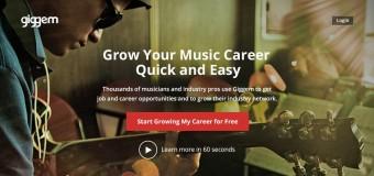 Müzik Endüstrisinin buluşma noktası:GİGGEM