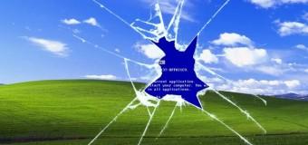 Windows XP'ye yönelik saldırılar başladı