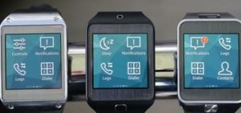 Akıllı saat pazarı Samsung'un elinde