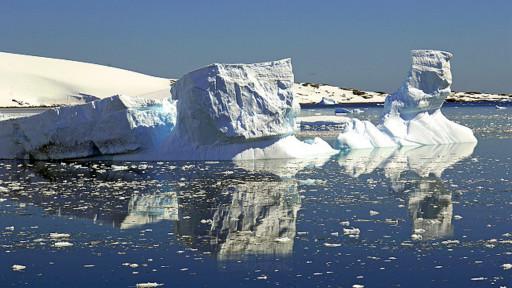 Antarktika'daki buzulların erime hızı iki katına çıktı