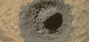 Mars'ta yeni 'kazı çalışması'