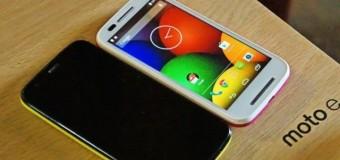 Motorola Moto E,Hindistan'da rekor kırdı