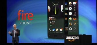 Amazon'dan 3 boyutlu telefon