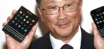 BlackBerry'den Passport adlı kare telefon!