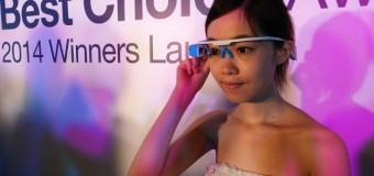Google Glass'a bir rakip daha çıktı. Bu rakip Tayvan'dan