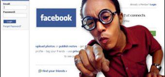 Gizli servis, Facebook'tan dinliyor