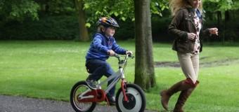 Bisikletten düşmek tarihe karışıyor