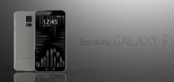 Samsung, Galaxy F'i Duyurdu!